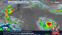 Ouragan, l'état d'urgence
