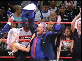 Triple H's Championship Celebration (2004-09-13)