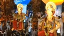 Ganesh Chathurthi 2018 : Mumbai के Lalbaugcha Raja को देख मंत्रमुग्ध हुए लाखों भक्त | Boldsky