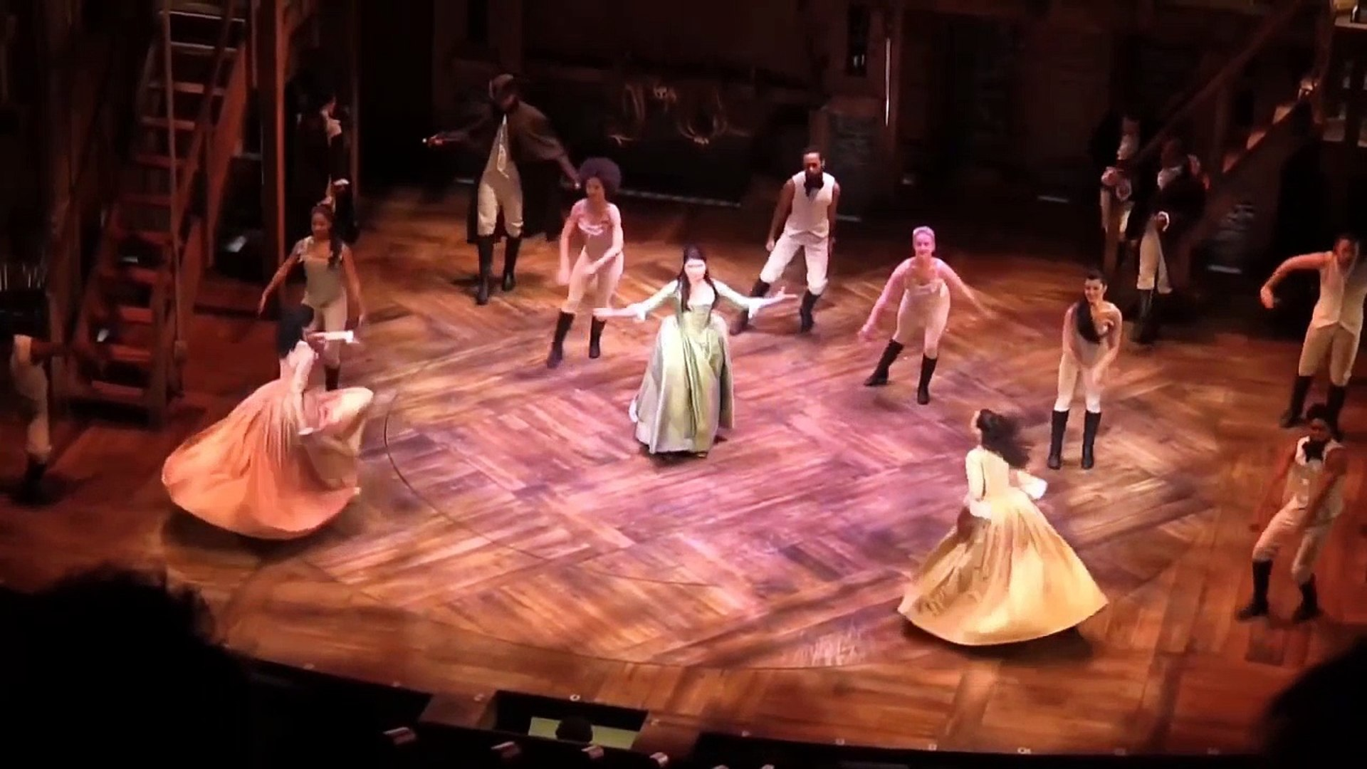 Hamilton full musical ACT 1 - Part 1
