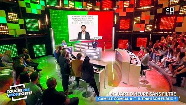 """Cyril Hanouna: """"Je le dis aux patrons de TF1, vous êtes des abrutis ."""