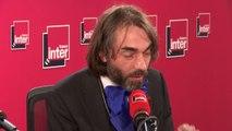 Cédric Villani  au sujet de Maurice Audin Cest un moment de vérité et pas un moment d'accusation