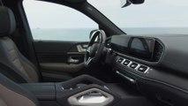 Der neue Mercedes-Benz GLE Interieur Design - Luxuriös-elegant und kraftvoll-progressiv