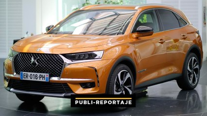 DS7 Crossback y DS3 Crossback: Le DS Design Studio