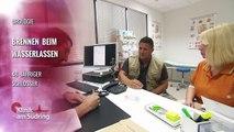 Krabbel-Alarm zwischen den Beinen: Woher kommen die kleinen Tiere? | Klinik am Südring | SAT.1 TV