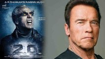 2.0 Teaser: Akshay Kumar के हाथ ऐसे लगा Arnold Schwarzenegger का ये Powerfull Role | FilmiBeat