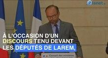 Édouard Philippe : il plaisante sur la démission de Nicolas Hulot
