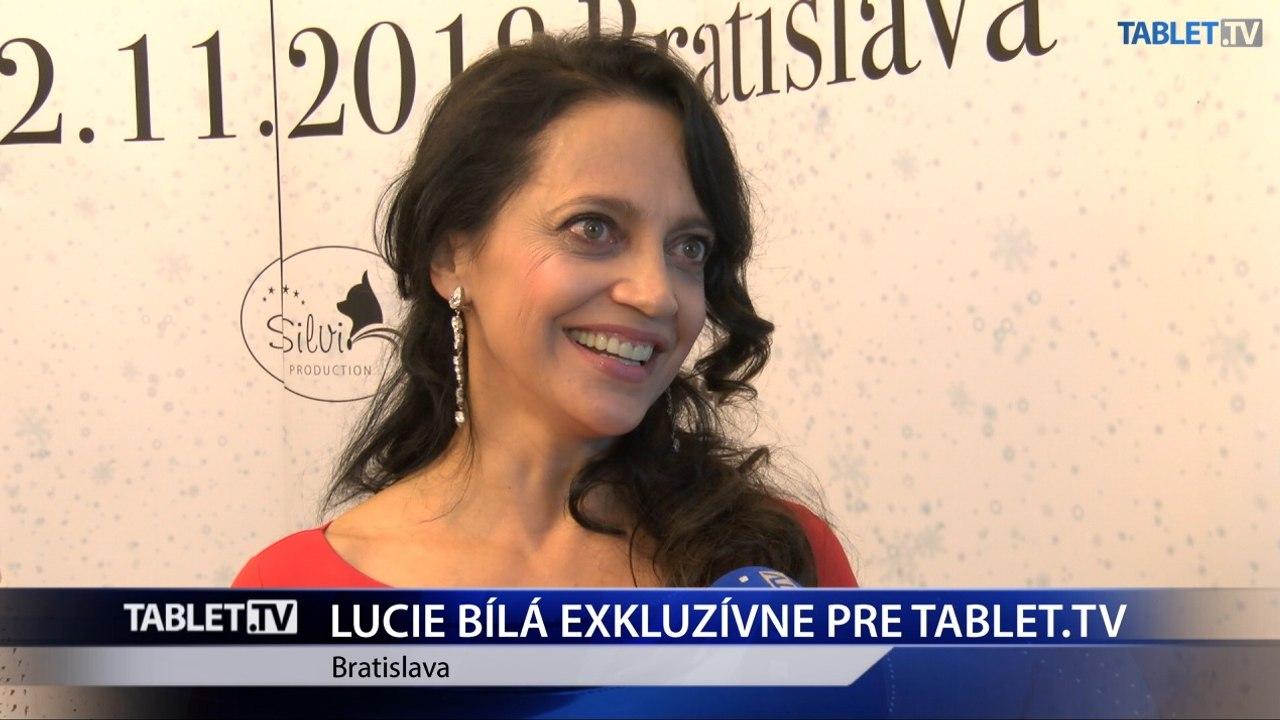 LUCIE BÍLÁ exkluzívne pre TABLET.TV: Tajný duet s Gottom