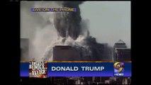 Donald Trump'ın 11 Eylül saldırılarıyla dalga geçmiş!