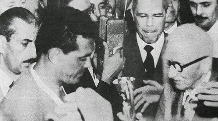 Bir davanın lideri: Uruguaylı Obdulio Varela