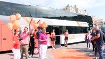 10 Car+ à double étage complettent désormais le parc de navettes Aix-Marseille