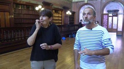 Journées du Patrimoine : Chuuut Party à la Bibliothèque Solvay