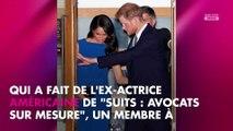 Meghan Markle mariée au prince Harry : pourquoi elle a coupé les ponts avec ses amis