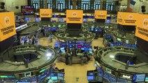 Zehn Jahre Finanzkrise: Sorge und Optimismus an der Börse