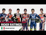 Misano MotoGP - Rider Ratings