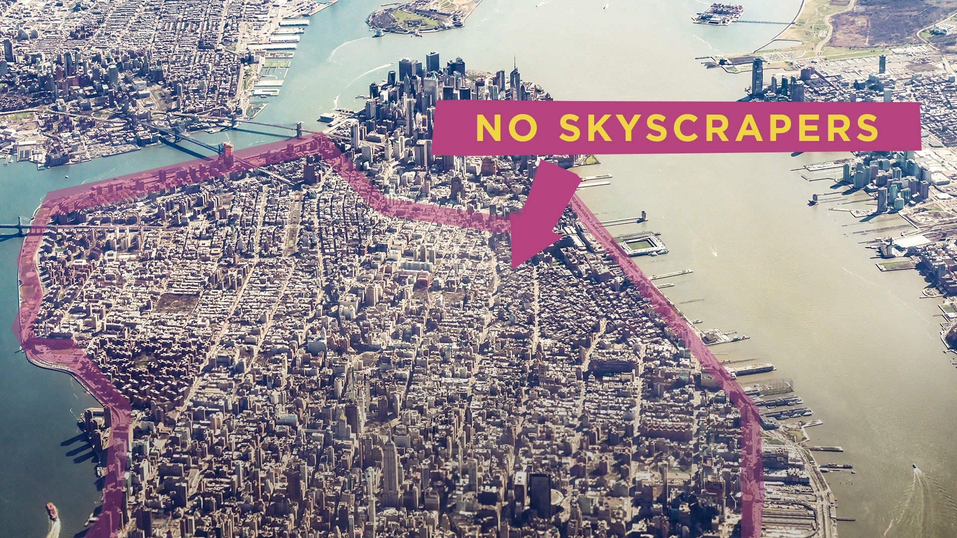 The Real Reason for the New York City Skyline Gap