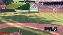 MLB Infield Absolute Missile Throws Part 2