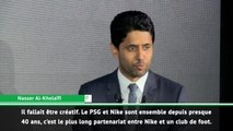 PSG - Nasser Al-Khelaïfi : ''Un tout autre niveau''