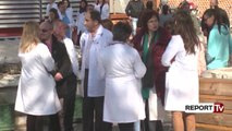 Report Tv-Eksod mjekësh nga Qarku i Fierit, Urdhri i Mjekut: 13 largohen për punësim jashtë vendit