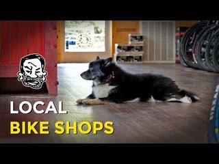 Should you support your local bike shop?