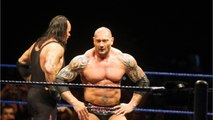 Dave Bautista Snubbed By The WWE Again