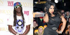 'Braxton Family Values' Clip: Flavor Flav Reunites With Ex-GF New York & You've Got To See Phaedra's Face!
