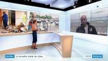 Antilles : les habitants se préparent à l'arrivée d'Isaac