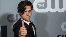 Cole Sprouse Shares Intimate Photo Of Lili Reinhart For Birthday