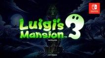 Luigi's Mansion 3 - Trailer d'annonce Switch