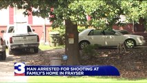 Neighbor Allegedly Opens Fire on Family's Home Because He Says the Kids Knocked on His Door