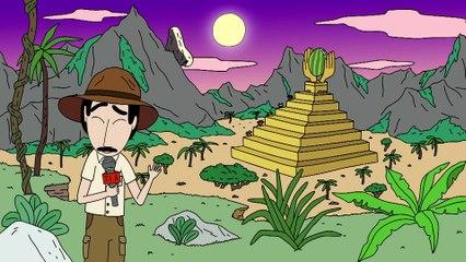 Tony Les Animots  #3 - Les phénomènes naturels - CANAL+