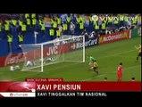 Xavi Putuskan Pensiun dari Timnas Spanyol