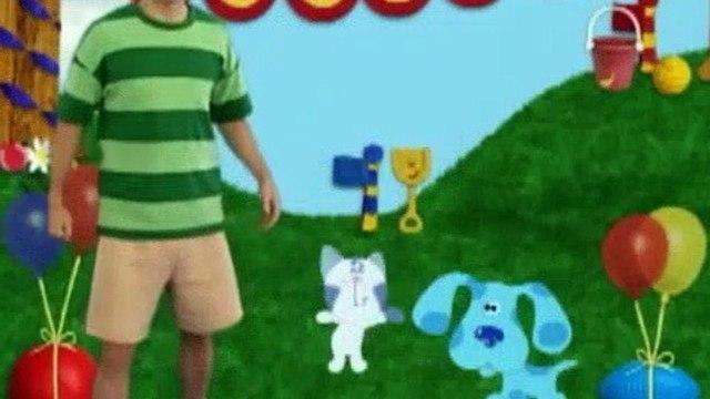 Blue's Clues S04E20 - Blue's Backyard Ballgame Bonanza