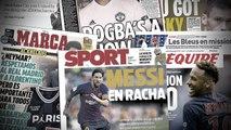 Le record historique de Lionel Messi, Mauricio Pochettino fait la leçon à Hugo Lloris