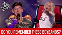 BEST BOYBAND songs on The Voice   The Voice Global
