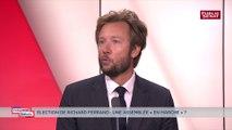 « Je crains que Richard Ferrand soit le serviteur zélé du Président de la République » déclare Boris Vallaud