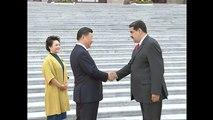 China da un balón de oxígeno a Venezuela