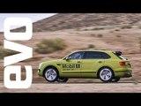 Bentley Bentayga claims Pikes Peak SUV record: in-car footage
