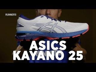 Nueva Asics Kayano 25
