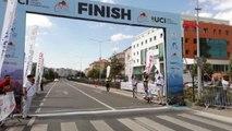 Nevşehir Uluslararası Kapadokya Bisiklet Turu'nun İlk Etabı, Nevşehir'de Yapıldı