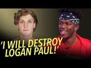 I Will DESTROY Logan Paul! | KSI: Why I Love Boxing | SPORF