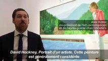 USA: Un David Hockney prêt à ravir un record d'enchères