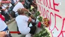 Gênes : les habitants rendent hommage aux victimes de l'effondrement du pont (vidéo)