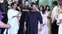 Salman Khan At Sister Arpita Khan's Ganesh Chaturthi, Ganpati Celebration
