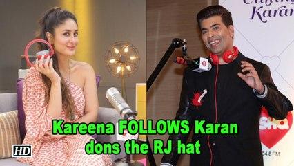 Kareena all set to turn a radio jockey