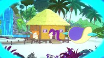 Futurama S07E15 Fry and Leelas Big Fling