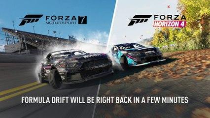 Formula Drift Texas 2018 - Qualifying LIVE!