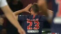 Le but de Julian Draxler - Paris SG 1-0 St Etienne 14.09.2018
