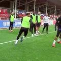 No-one can catch Jesse Lingard! : England football team