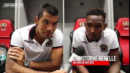 Réaction de Youcef Attal après son match face à Rennes